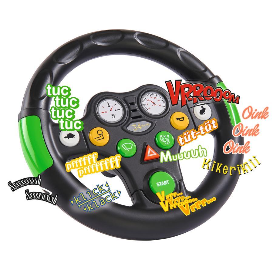 BIG Kierownica dźwiękowa Traktor-Sound-Wheel
