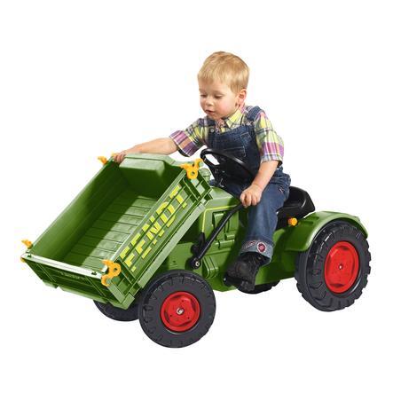 BIG Traktor z nośnikiem Fendt