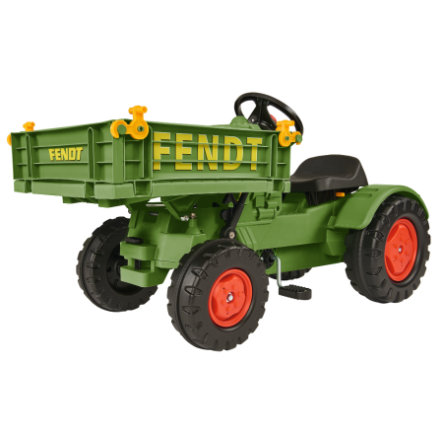 BIG Trattore con carro Fendt