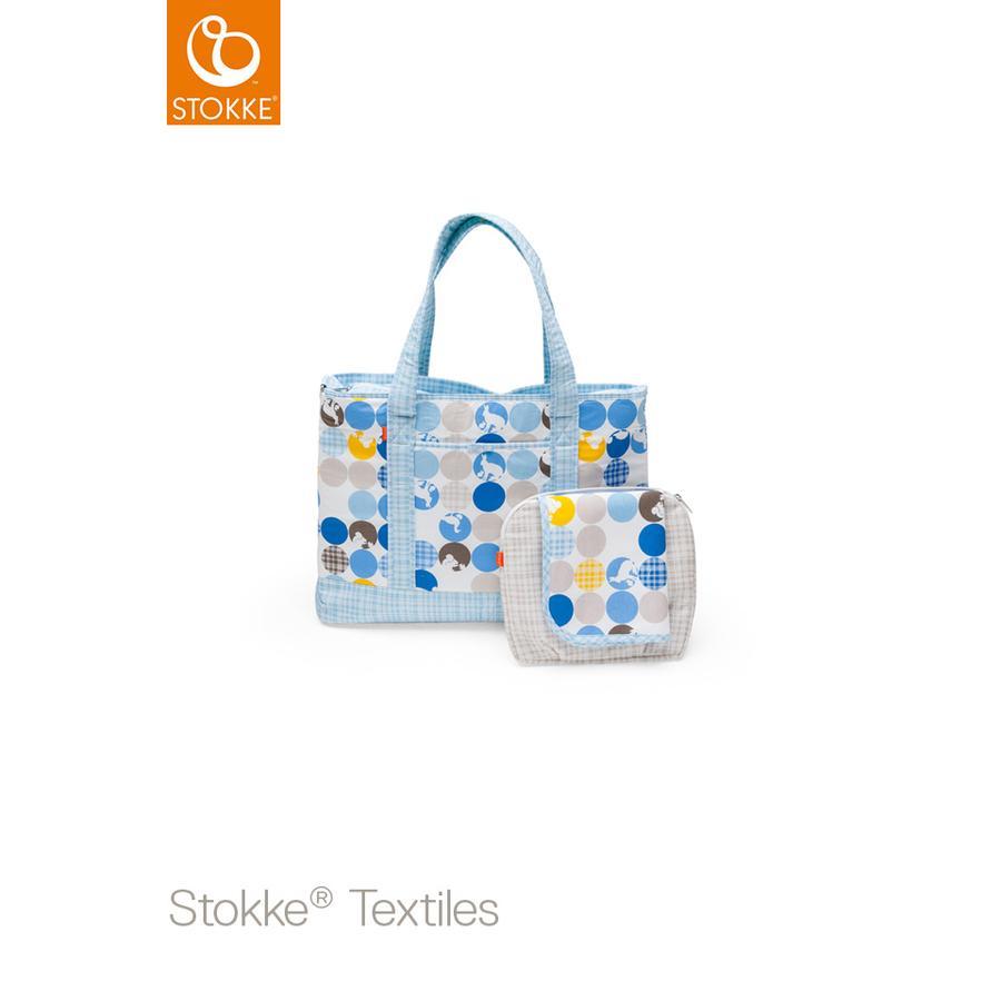 STOKKE® Sleepi™ Nursing Bag Silhouette Blue