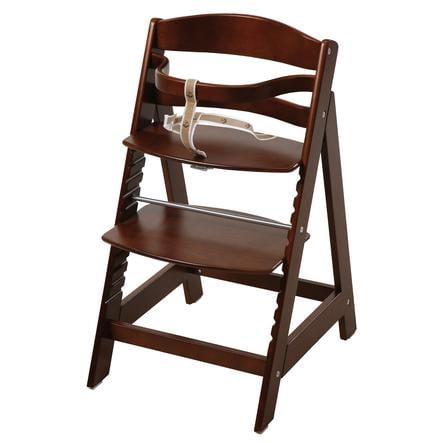 ROBA Jídelní židlička Sit up III hnědá