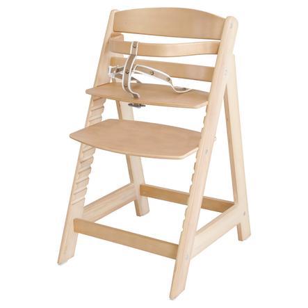 ROBA Jídelní židlička Sit Up III natur