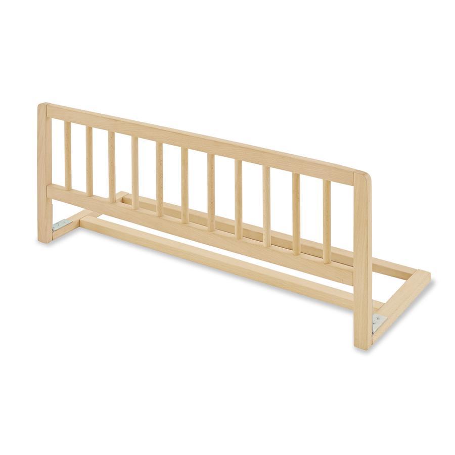 Pinolino sponda protezione per letto classic nature legno non trattato - Sponda per letto ikea ...