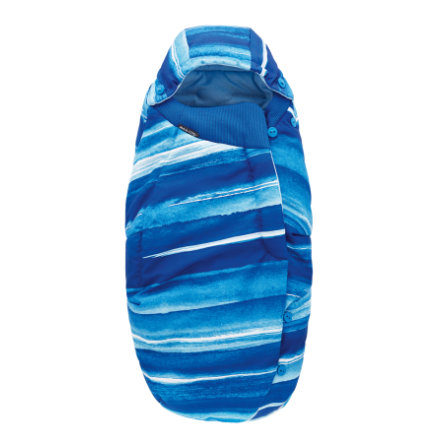 MAXI COSI Voetenzak General Watercolor blue