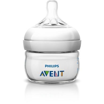 Philips AVENT SCF699/17 Natural Fles 60 ml vanaf 0 maanden