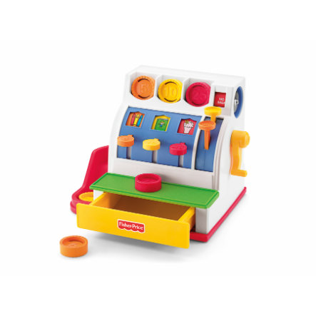 FISHER PRICE Registrierkasse 72044