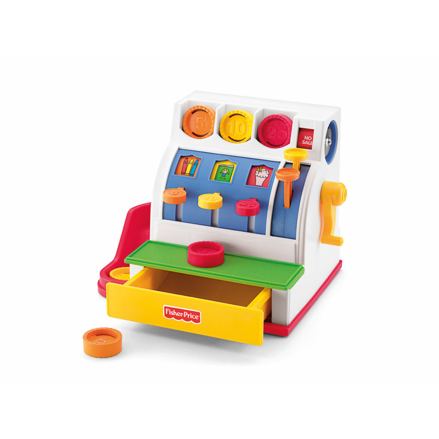 FISHER PRICE Wesoła kasa fiskalna 72044