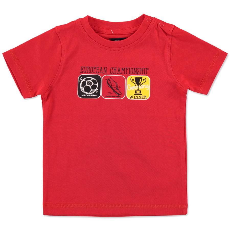 BLUE SEVEN pojke T-shirt röd
