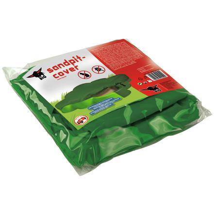 BIG Sandpit-Cover överdrag, grön