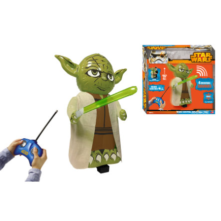 Dickie RC Inflatable - Star Wars Yoda