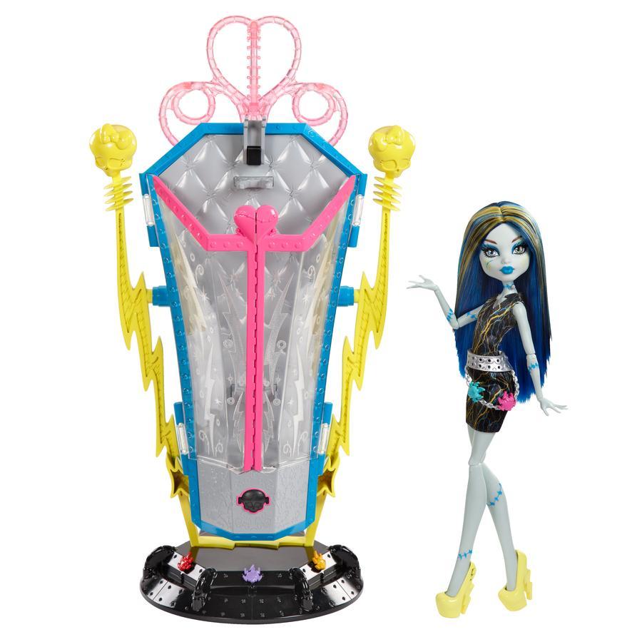 MATTEL Monster High - Dobíjecí Frankie