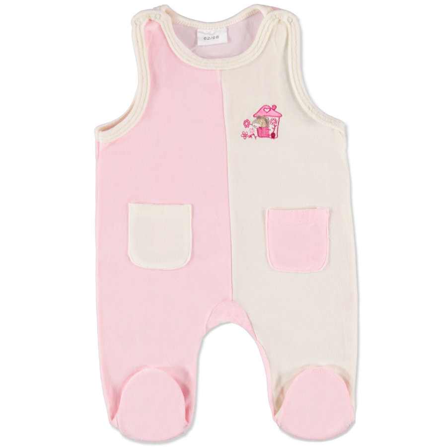 PINK OR BLUE Nicky Romper Huis rosé