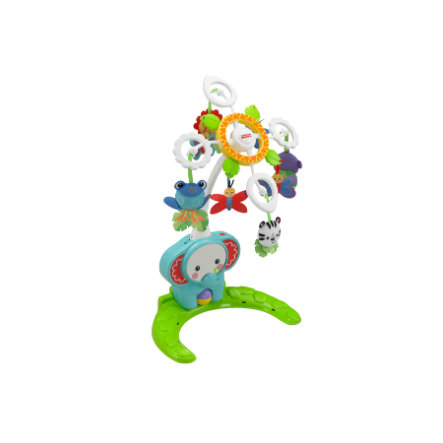 FISHER PRICE Mobile Amis animaux 4 en 1