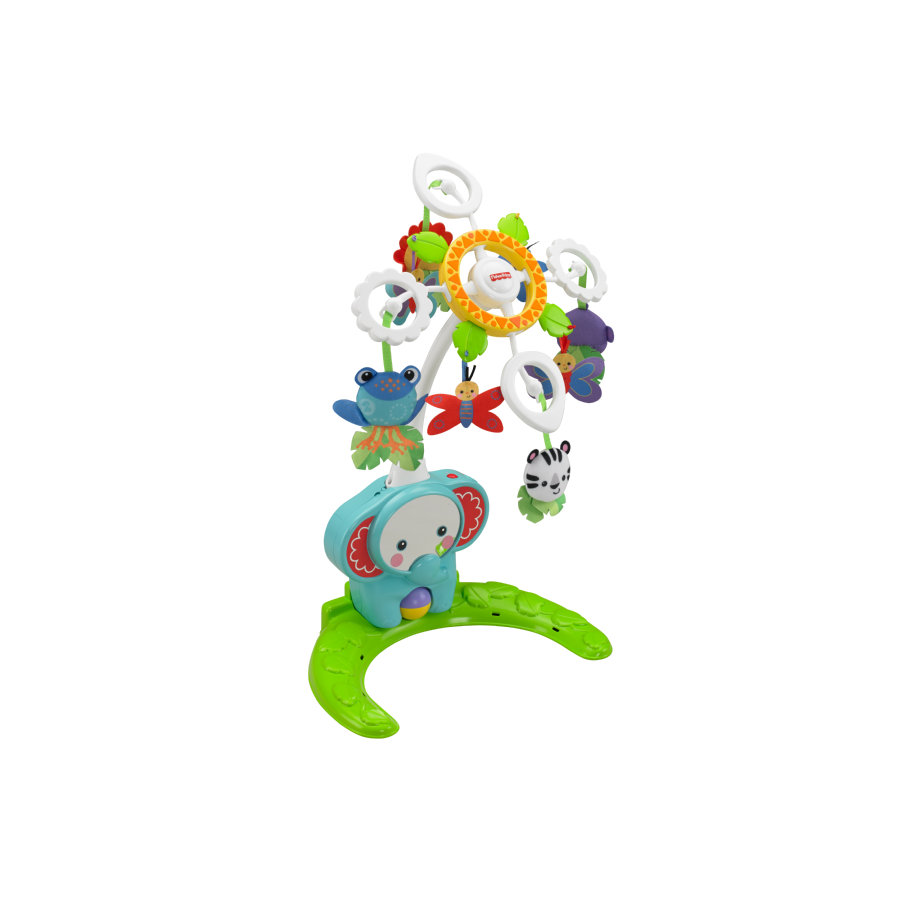 Fisher-Price 4-in-1 Tierfreunde Mobile
