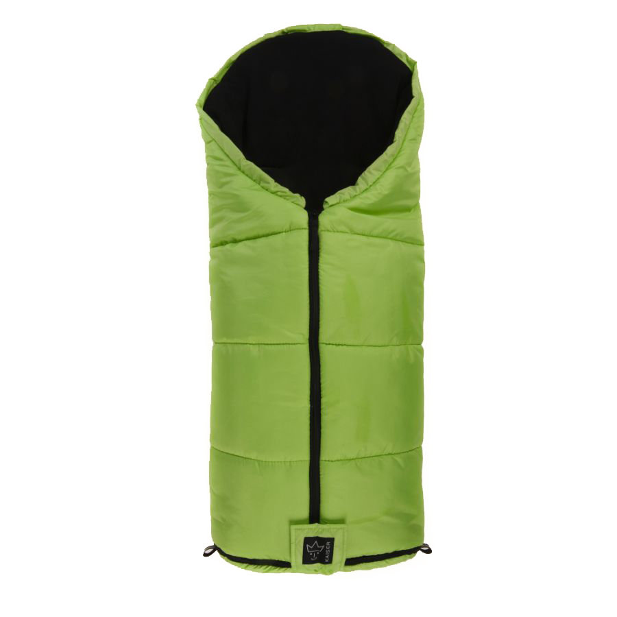 KAISER Fußsack Thermo Aktion lime