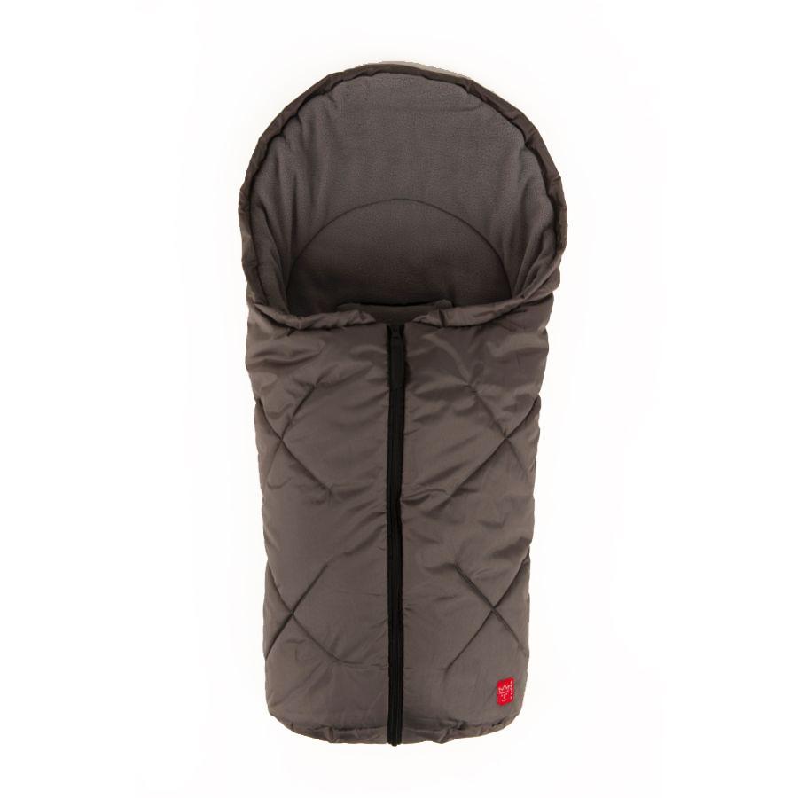 KAISER Coprigambe Fleece antracite/grigio