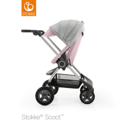 STOKKE® Kinderwagen Scoot™ V2 Soft Pink