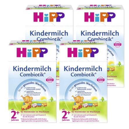 Hipp Combiotic® Children's Milk (from 2 years) 4*600g
