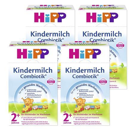 HiPP Kindermilch Combiotik® 2+ 4 x 600 g