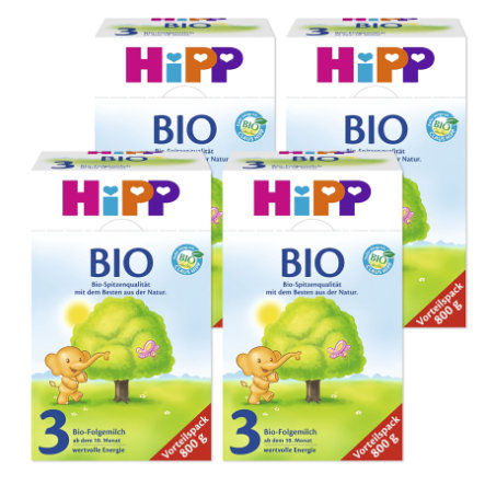 HiPP Bio 3 Follow-on Formula 4x800g
