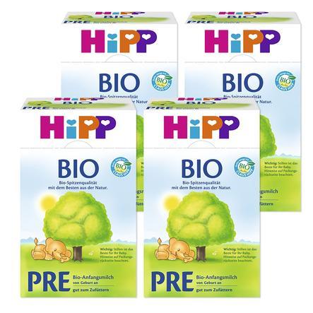 Hipp Bio Pre Infant Formula 4*600g