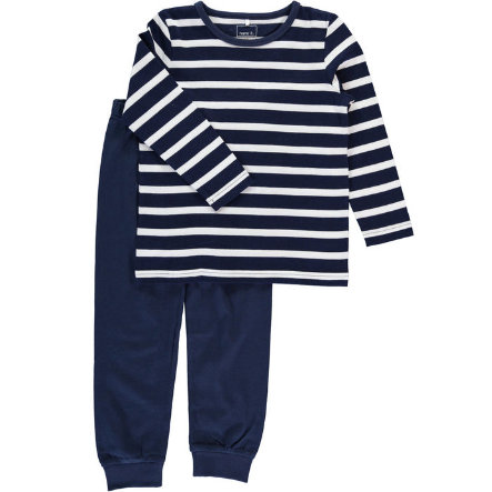 NAME IT Boys Pyjama 2-delig dress blues