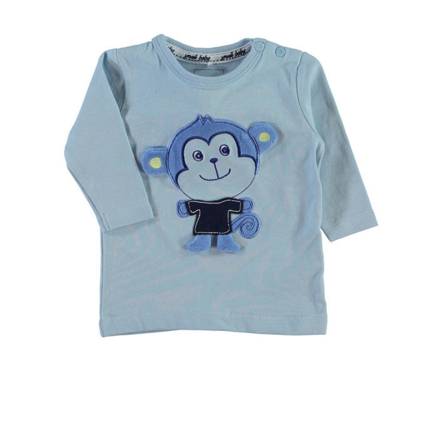 NAME IT Boys Longsleeve NITDAVE cerulean