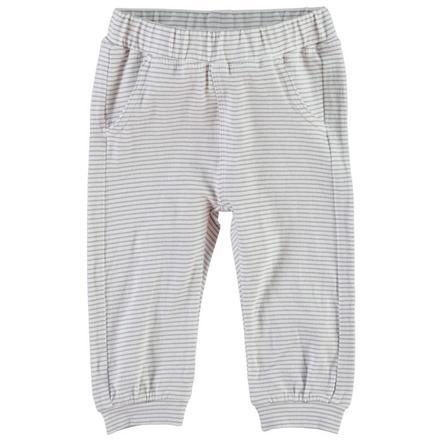 NAME IT Pantalón de chándal Uni NITUFO blanco brillante