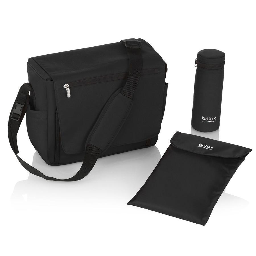 BRITAX Přebalovací taška Black Ink