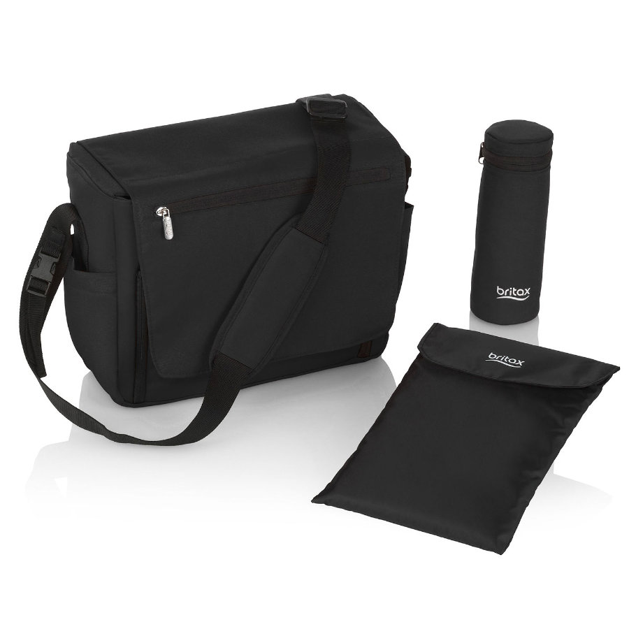 Britax Wickeltasche Black Ink