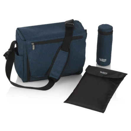 BRITAX Borsa fasciatoio Navy Melange, colore blu