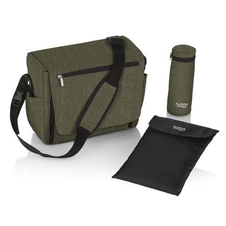 BRITAX Přebalovací taška Olive Melange