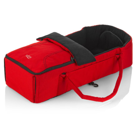 Britax Softtragetasche Flame Red