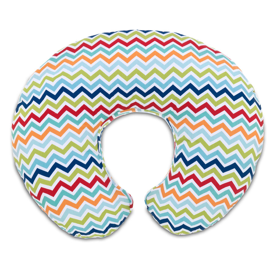 BOPPY Amningskudde, colorful chevron
