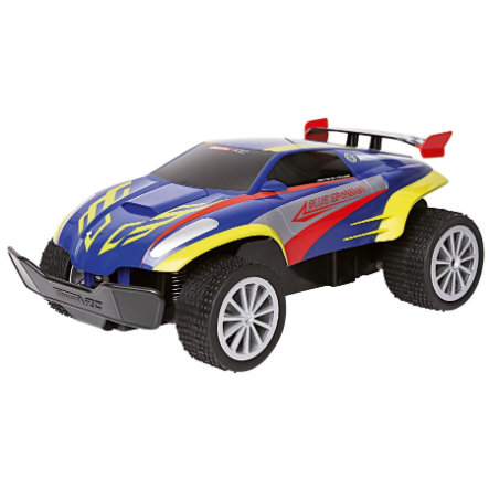 CARRERA RC - Racerbil Truggy Blue Speeder 27 MHz