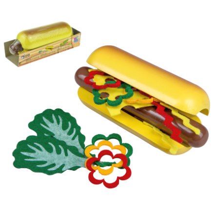 HAPPY PEOPLE SCOUT Houten Hot Dog