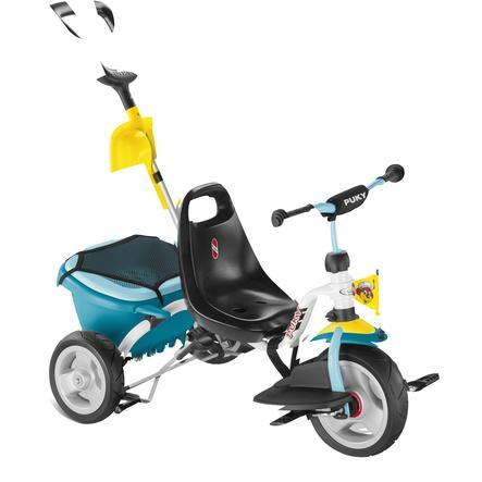 PUKY® Dreirad CAT 1 SP - weiß/mint 2437