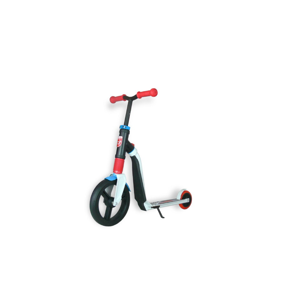 AUTHENTIC SPORTS Scooter Highwayfreak 3.0, wit/rood/blauw