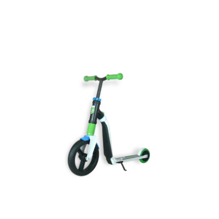 AUTHENTIC SPORTS Scooter Highwayfreak 3.0, wit/groen/blauw
