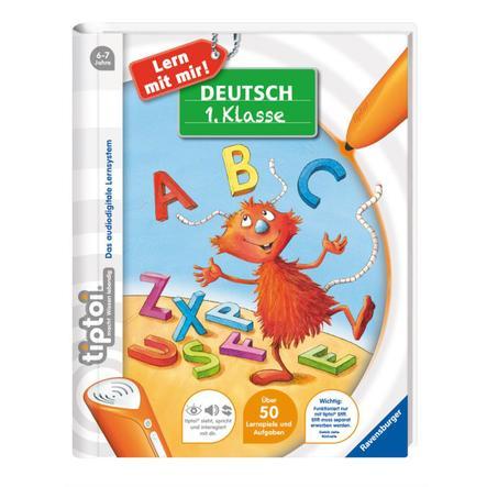 RAVENSBURGER tiptoi® Lern mit mir! - Deutsch 1. Klasse