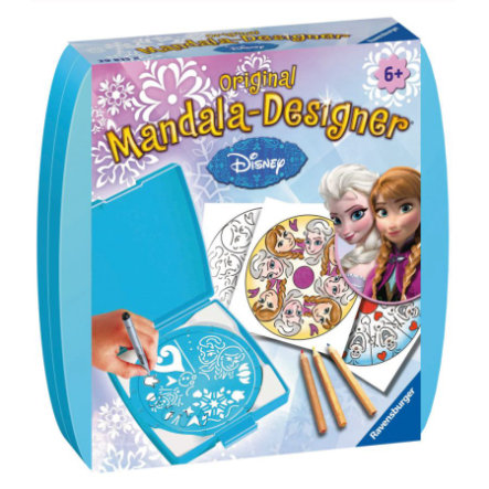 RAVENSBURGER Mini Mandala Designer® - Disney La Reine des neiges
