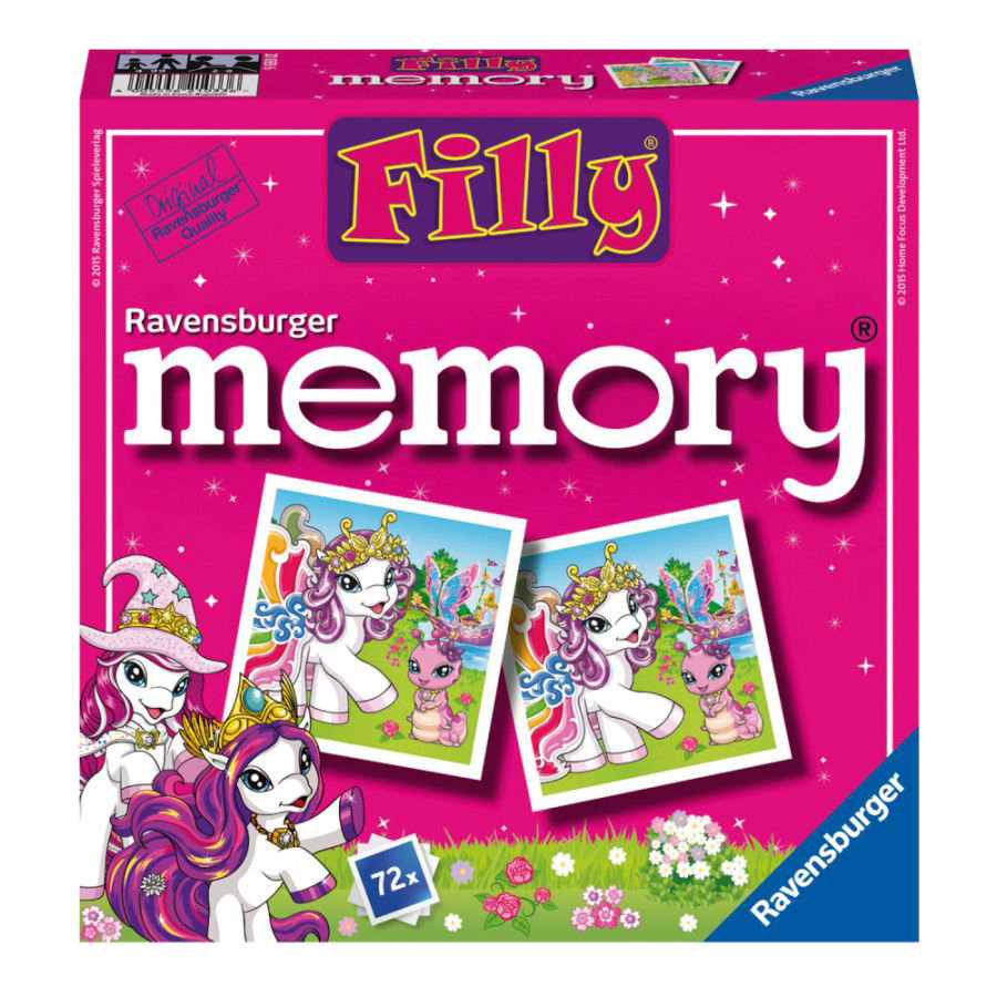 RAVENSBURGER Filly® Memory®