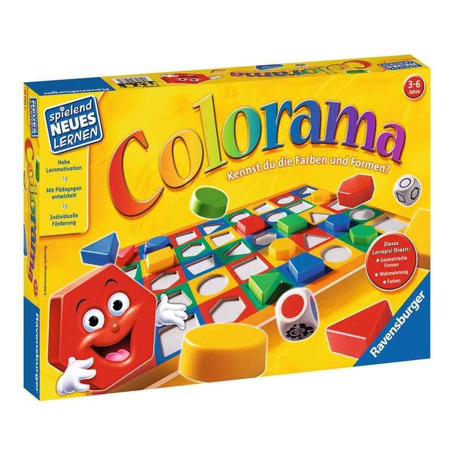 RAVENSBURGER Gra zespołowa Colorama