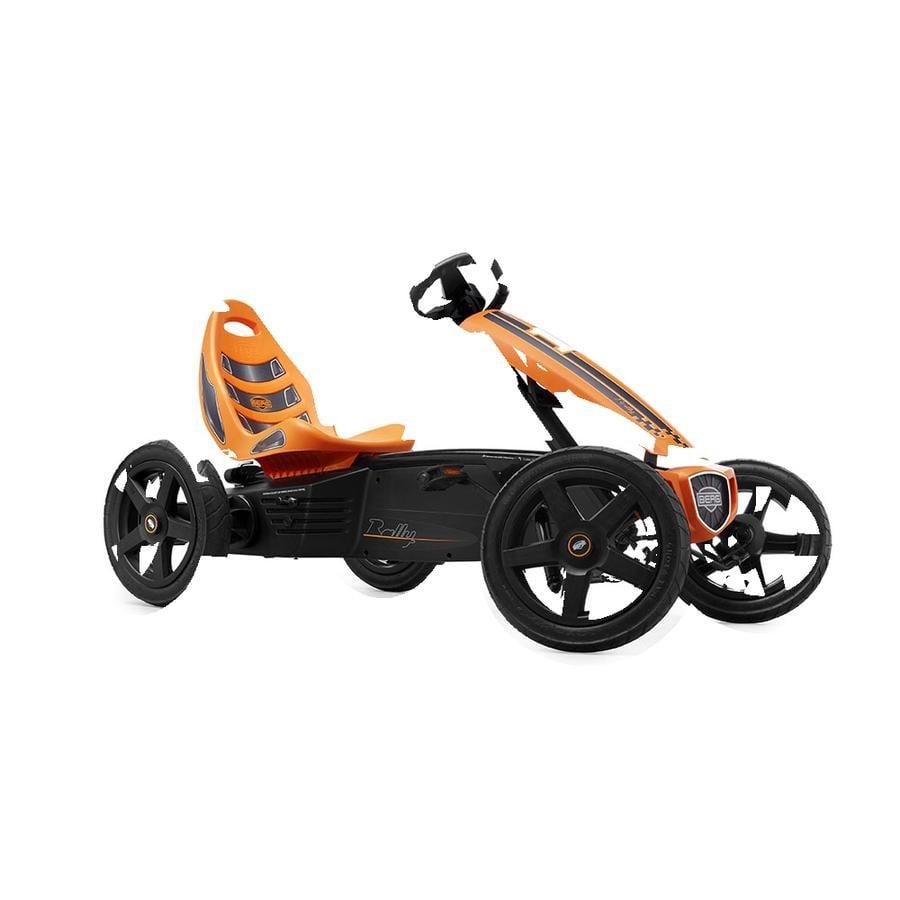 BERGTOYS Pedal Go-Kart Berg Rally Orange