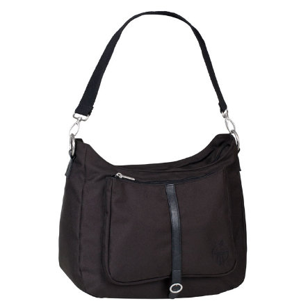 LÄSSIG Sac à langer Green Label Shoulder Bag, noir