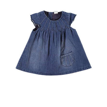 NAME IT Girls Baby Jurk NITDETE medium blue denim