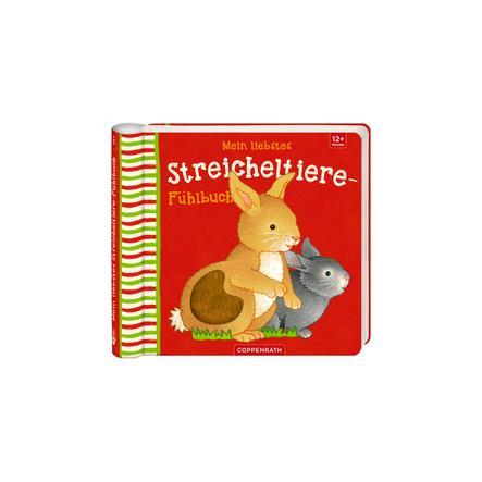COPPENRATH Mein liebstes Streicheltiere-Fühlbuch