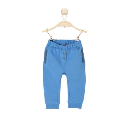 s.OLIVER Boys Sweathose medium blue