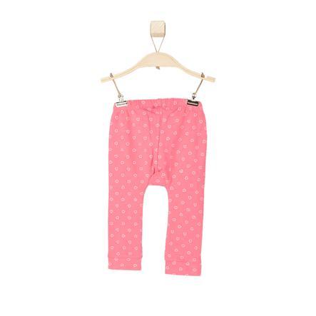 s.OLIVER Leggingsit, Light Pink