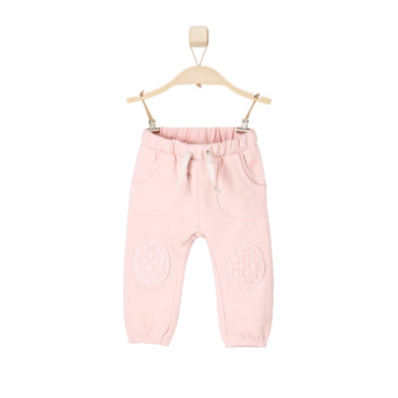 s.OLIVER Girls Leggings light pink